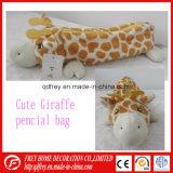 Cute Promotiona Pencila cadeaux Sac d'Hippone jouet en peluche