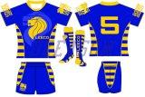 Qualsiasi squadra qualsiasi football americano dentellare Jersey della Jersey di rugby delle donne della squadra di marchio
