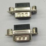 HD 이하 15의 Pin 남성 주름 검정 연결관