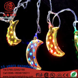 LED-Beleuchtung-Weihnachtsdekoration 110-220V, die Shell-Form-Licht-Zeichenkette verziert