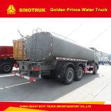 water Sprinkler Sinotrck 20m3 6X4 황금 황태자 유조 트럭