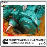 Verdadera 6CTA8.3-G2 de 163kw/1500rpm motor Cummins Diesel para grupo electrógeno diesel