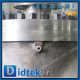 Шариковый клапан входа типа 600 конструкции Didtek противостатические верхний