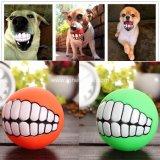 De nieuwe Bal van de Tanden van de Hond van het Stuk speelgoed van het Huisdier van de Aankomst, de Gift van de Bevordering