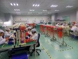 Haute qualité en mode unique de 3m MPO/MPT les cordons de raccordement à fibre optique