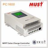 고속 성과 60A 24V/48V MPPT 태양 책임 관제사 시스템