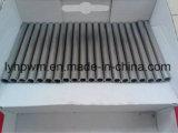 Forjado de densidad de los tubos de tungsteno más de 18,5g/Cc, proveedor de tubos de aleación de tungsteno