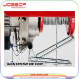 Élévateur électrique d'élévateur de câble métallique mini