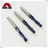 Melhor qualidade HRC45 2flautas flauta longa extremidade quadrada Mills