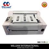 Machine de découpage alimentante automatique de vinyle du collant A4 adhésif