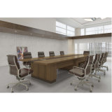 Melamine Type Meeting Counts with Solid Wood Frame Base