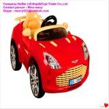 Kind-Auto mit elektrischer MP3 Batterieleistung mit vier Rädern