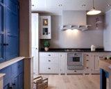 De stevige Houten Keukenkasten van de Stijl van de Schudbeker en de Europese Keukenkast van de Stijl