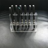 Supporto acrilico della penna del regalo stampato marchio su ordinazione da vendere