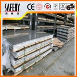 Blad 304 316 van het Roestvrij staal van het Certificaat van de Test van de molen