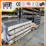 Feuille 304 316 d'acier inoxydable de certificat d'essai de moulin