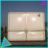FRP стекловолоконные прямоугольный бак для хранения воды