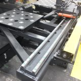 Jinan-Fabrik-heißer Verkauf CNC-lochende Maschine für Eisen-Platte