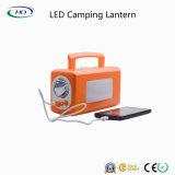 LED-Energie-kampierende Laterne-im Freienmultifunktionsbeleuchtung