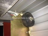 Obturador especial do rolo da liga de alumínio de equipamento de controle de incêndio dos veículos