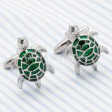 Gemelli divertenti 690 del Tortoise di collegamenti di polsino del regalo di cerimonia nuziale