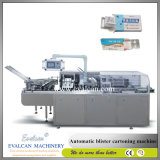 Автоматическая машина для упаковки картонная коробка продовольственной трубки расширительного бачка