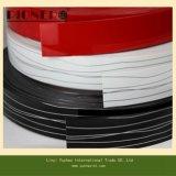 Bandas de borde plásticas accesorias de la cinta/PVC de las bandas de borde de los muebles