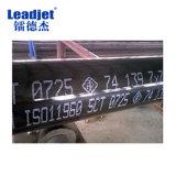 Imprimante à jet d'encre de pipe d'inscription de logo de matériel d'impression d'écran de grand format de Leadjet A100