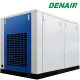 Compresores de aire sin aceite del inversor variable de la velocidad de la Doble-Etapa de 45 kilovatios