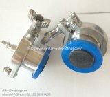 Clapet anti-retour 304/316L d'acier inoxydable de coup sanitaire d'air