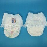 Bébé personnalisé récupère l'érythème style pantalon de couches jetables