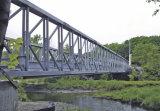 Warm gewalzter geschweißter h-Kapitel-Zelle-Stahlträger für Brücken-Aufbau