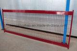 Порошковое покрытие металла стальные Ограждения панели управления для использования в строительстве (XMR138)