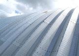 contrôle par API panneau de toit de grande portée de l'utilisation de la machine de construction