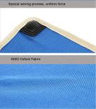 [بورتبل] خارجيّ خفيفة زرقاء [أإكسفورد] قماش [فولدينغ تبل] [أولترا]