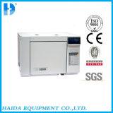 Muestreo automático Equipo de cromatografía de gases con detector FID
