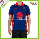 Críquete feito sob encomenda novo Jersey de Digitas do Sublimation do modelo novo da camisola do grilo do projeto da cópia do logotipo melhor