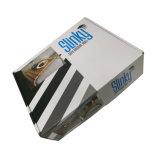 주문품 광택 있는 니스로 칠하는 판지 상자