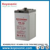 batterie stationnaire de 2V AGM 2V 150ah pour le système de transmissions