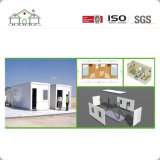 Instalação Rápida Flat-Pack Portable Container Prefab House Office