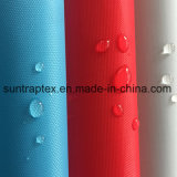 190t de tejido de tafetán recubierto de poliuretano W/R W/P2000mm para la tienda