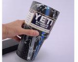 304 Автоклавы для термопечати поездки кружки кружки вакуума из нержавеющей стали