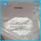 높은 순수성 약제 화학 분말 Aromatase 억제물 Arimidex