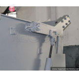 Desfibradora doble del tubo del sofá/de los muebles/Plastic/HDPE/PVC del eje