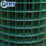 Il PVC ha ricoperto la rete metallica saldata uccelliera dell'acciaio inossidabile
