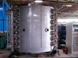 machine van de VacuümDeklaag van het Titanium van het Vaatwerk van 1200mm de Ceramische Gouden