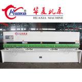 QC12K 6X3200のMD11の油圧振動ビームせん断機械
