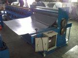 Panneau de toit de tuiles acier hydraulique machine à gaufrer