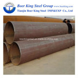 En10219 LSAW Stahlrohr, S355j0h LSAW Rohr, grosses Außendurchmesser-Stahlrohr S355j2h