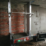 220V economische Screed van het Pleister van de Muur Machine